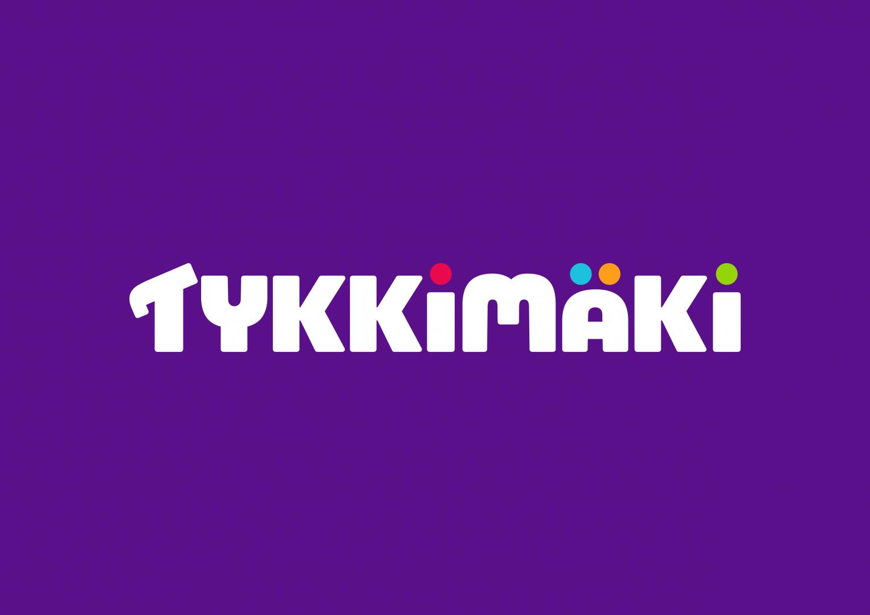 Tykkimäki logo_valkoinen